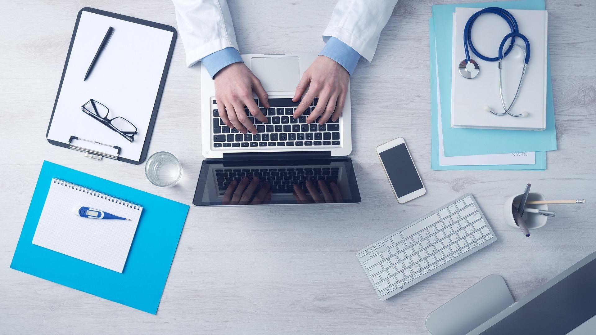 Santé : L'importance d'une présence sur le web