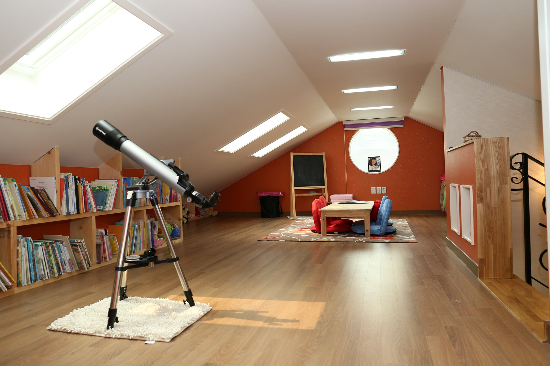 L'aménagement des combles : une solution pour agrandir sa maison